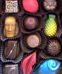 Lune Chcolate Assortment